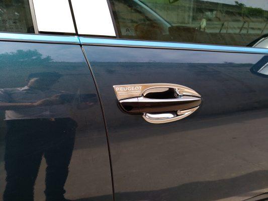 Ốp Chống Xước Hõm Xe ô tô Peugeot