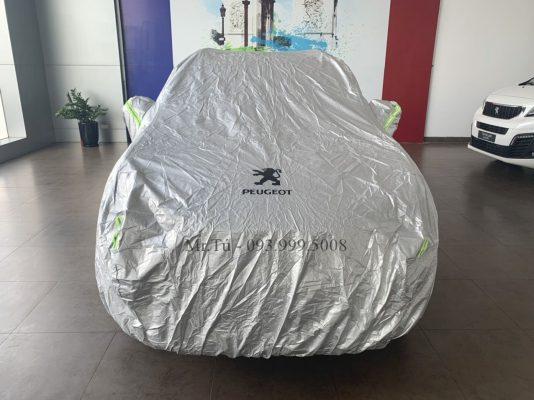 Bạt phủ xe ô tô Peugeot