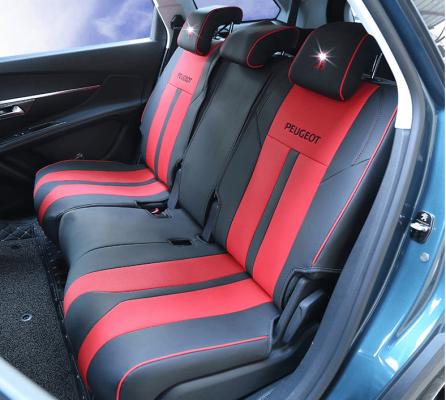 Bọc ghế da cho xe Peugeot