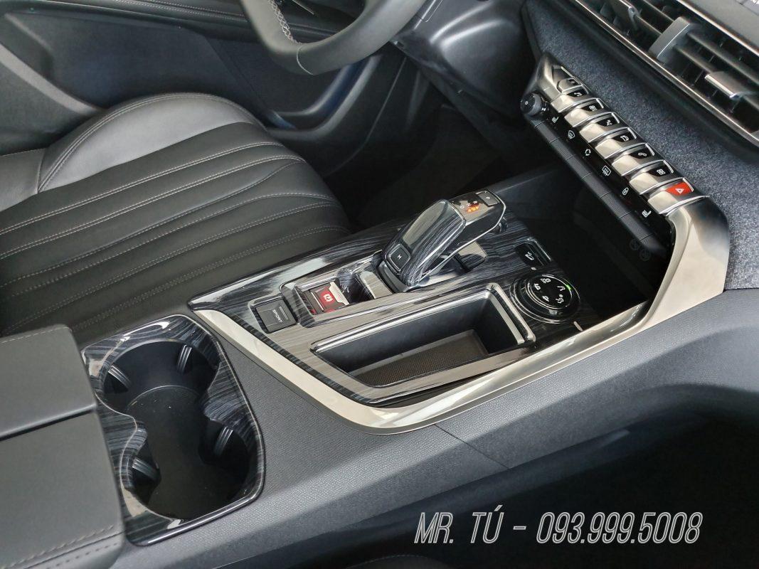 Bộ ốp nội thất vân gỗ Peugeot