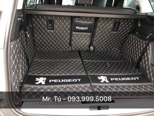 Thảm sản Peugeot 6D cao cấp