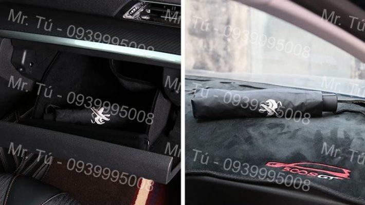 Ô che nắng logo Peugeot