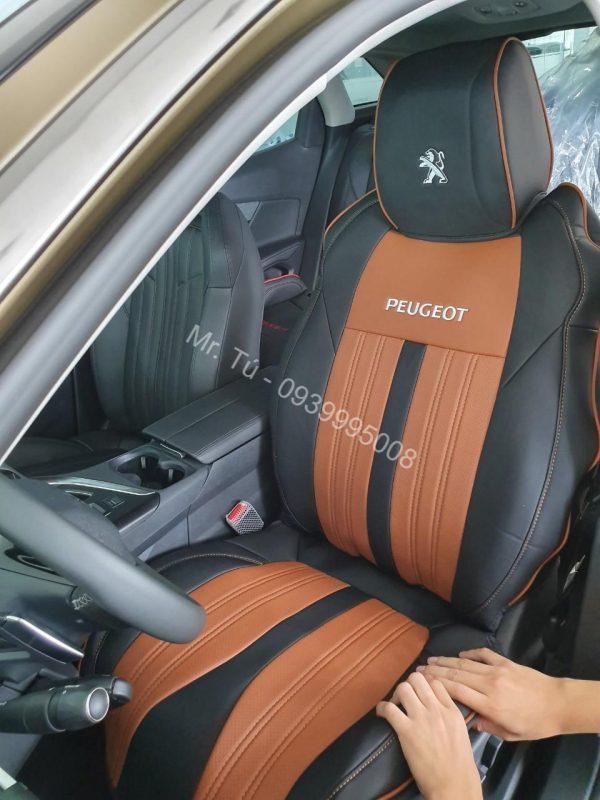 Áo ghế da Peugeot