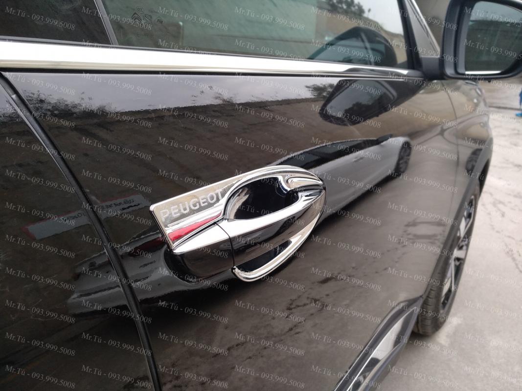 Ốp hõm cửa xe Peugeot