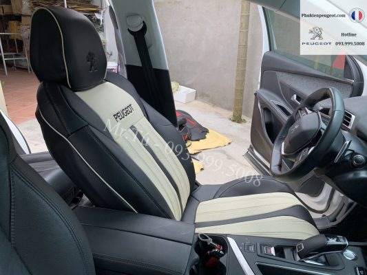 áo ghế da Peugeot cao cấp