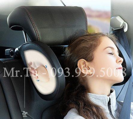 Đệm tựa đầu 2 bên Peugeot
