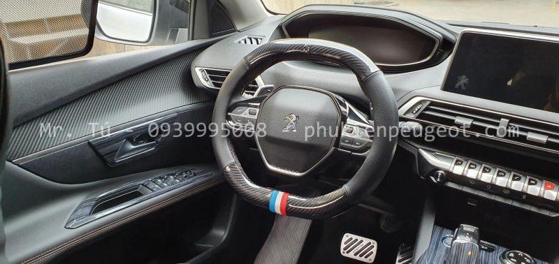 combo phụ kiện Peugeot 3008