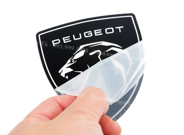 Logo Peugeot mới 2021