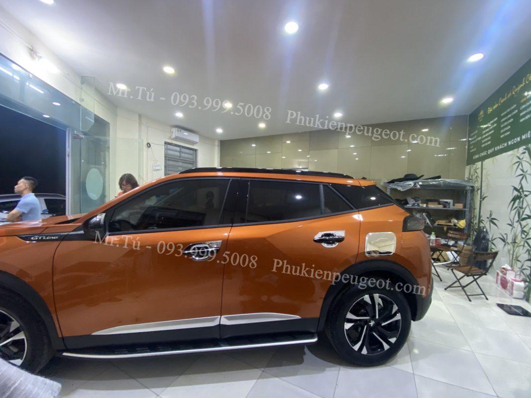 Địa chỉ lắp đặt phụ kiện Peugeot